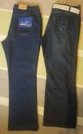 Plus size jeans 22/24