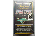 Trivial Pursuit 'Star Trek' edition - Video version. Great gift for a Trekkie!