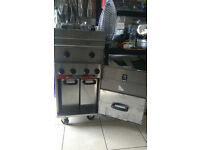 Valentine EVO2200 Free Standing Electric Fryer