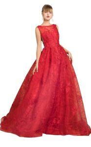 Gorgeous red evening or grad dress