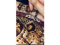 Professional Henna Mendhi Mehndi Artist North London West London Berks Bucks Herts Surrey Middx