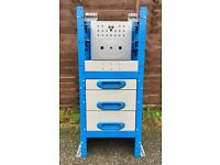 Van Racking / Shelving - BRI-STOR - Ford Transit Connect - Very Good Condition - Tool Station