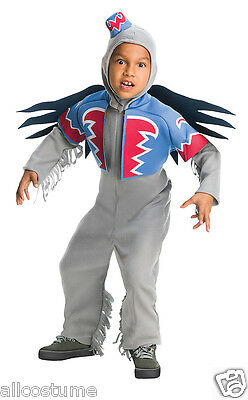 Flying Monkey Child Wizard Of Oz Costume Winged Monkey Suit 886496](Fly Wings Costume)