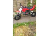 Pit bikes crf 70 , 140 stomp great condition