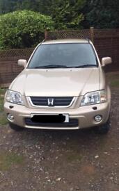 Honda CRV ES Auto