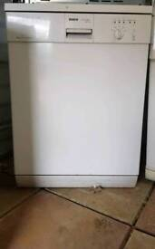 Bosch dishwasher delivered and installed today