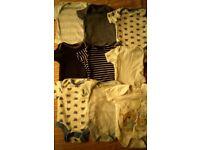 Newborn up to 1month baby boy clothes