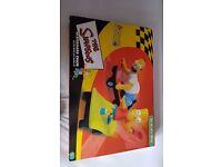 Simpsons Skateboard Game