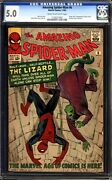Amazing Spiderman 6 CGC