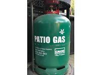13kg Patio Gas Bottle (Propane) - EMPTY - Putney