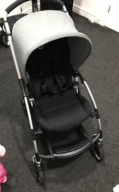 Bugaboo bee plus with extras! Immaculate condition