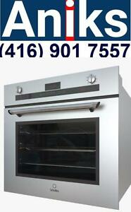 Scholtes F306TXANA 30in Single Electric Wall Oven 4.1 cu. ft. -cleanrace 50% off $1799 Made in Itlay