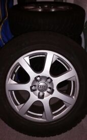 Audi Q5 Wheels and Tyres