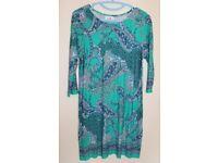 Wallis paisley patterned top