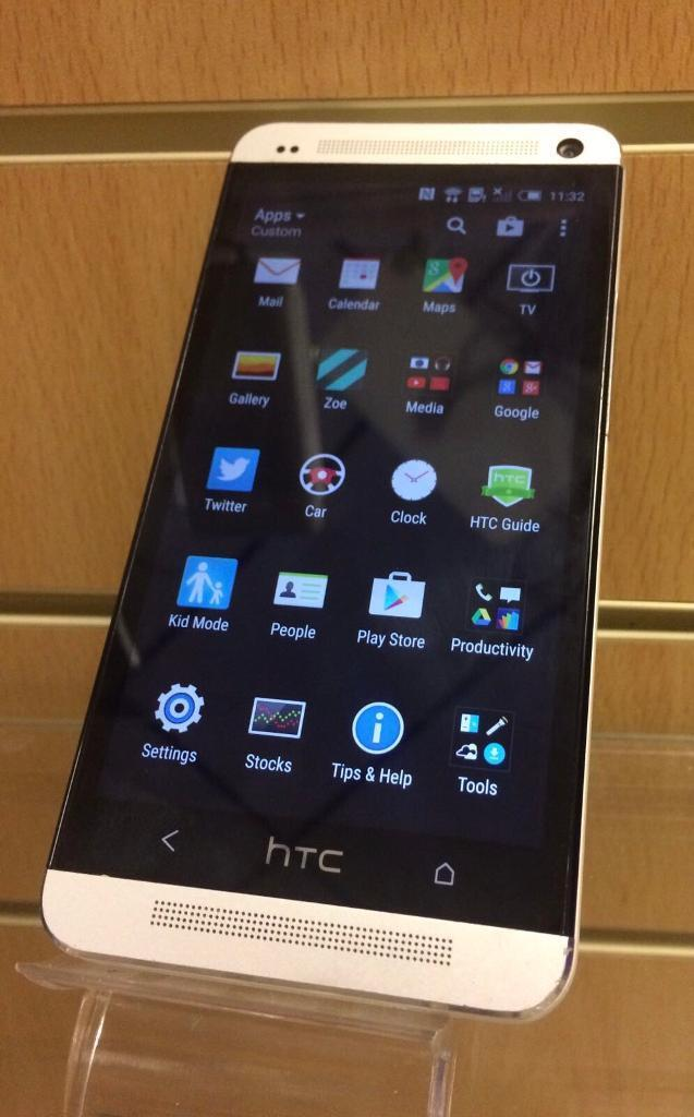 HTC ONE M7 Unlockedin DundeeGumtree - HTC ONE M7 32gbOpen to any networksGood condition aroundComes with chargerReceipt & 30 days warranty if any parts fail apart from water and physical damage!Sold by DEXTEROUS DEEDS (179 High st, Lochee, DD2 3DB)£80ovnoCan drop off locally