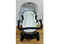 hauck carrycot [cot only]