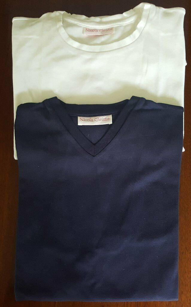 381297770131 Mens Short sleeve Plain 100% Cotton T Shirts - Designer Label- 51 T ...