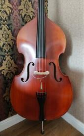Double Bass. Eastman DB105 HB 105 Immaculate condition. £1795 ONO