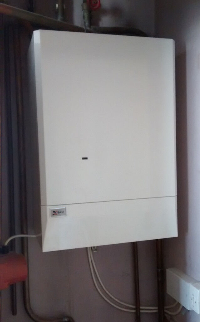 Baxi Boiler Fully Working Baxi Solo 2rs Old
