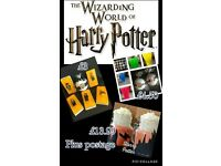 Harry Potter items and soaps