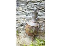 Garden burner