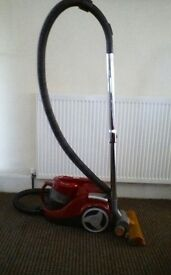Hoover Alyx vac . All cleaned inside and out and ready to go. Also includes some custom features.