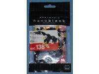 Nanoblock 'NBC-138 Bald Eagle' Kit (new)