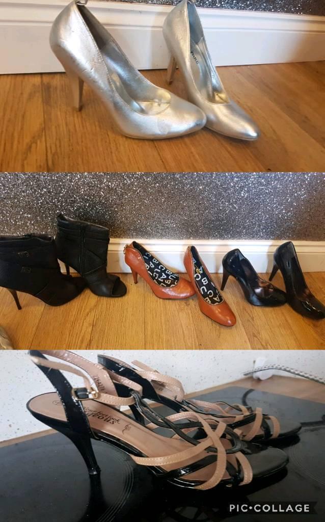 Bundle ladies shoes