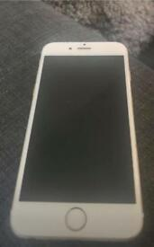 iPhone 6 Gold 128GB Vodafone - Spares / repairs