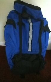 Large rucksack - suitable for D of E