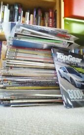 FREE Top Gear Magazines - they need a new home.