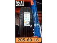 205 60 16 Bridgestone Brand New
