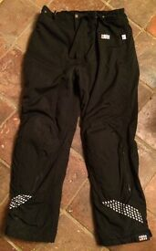 Rukka all weather motorcycle trousers - Rukka size 46/euro 36 - Great quality, great price!
