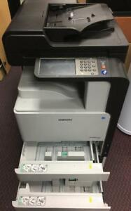 Samsung MFP SCX-8128NA 8128 B/W Office Copier Color Scanner 11x17 Copy machine GREAT DEAL for sale Copiers Printers