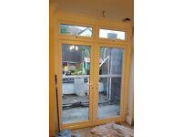 uPVC French Doors (£200)
