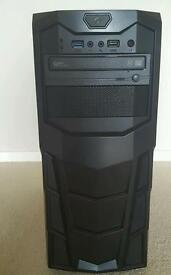 Novatech Micro ATX case with ASRock N68-GS4 Motherboard.