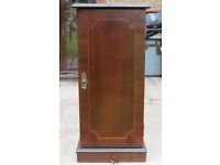Reproduction Mahogany Furniture - CD Storage Unit
