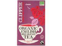 Clipper Organic English Breakfast Tea