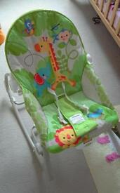 Fisher Price baby/toddler chair