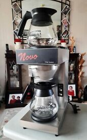 Bravilor Novo Pour Over Coffee Machine