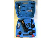Nail gun as new Almost unused Bea D90-660e first fix gas nail gun uses paslode gas & nails