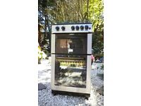Zannussi free standing 4 ring gas cooker