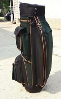 GOLF BAG FOR CART OR CARRY
