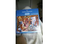 Hidden Treasures jigsaw 1000 pieces