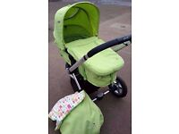 Mothercare My 3 in Green with Accessories