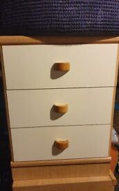 Bedside drawers (free)