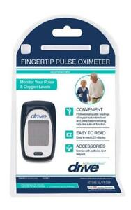 New in Box Pulse Oximeter - Comes with batteries - Large Digital Screen