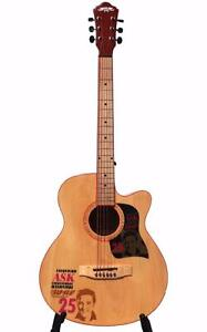 Acoustic Guitar 40 inch for Beginners Natural Unique Style iMusic221