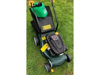 """Petrol self propelled lawnmowers Brand NEW with FREE fuel can & local delivery 98.5cc 16"""" cut mower"""