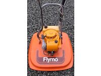 Assorted 2 Stroke Flymo Lightweight Petrol Hover Mowers